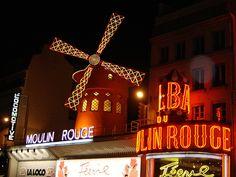 Visit Moulin Rouge in Paris
