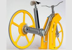 CYKEL Electric and Pedal Bike by Brian Mcallister