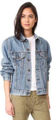 Shop Now - >  https://api.shopstyle.com/action/apiVisitRetailer?id=644731836&pid=uid6996-25233114-59 A Fine Line Levi's Jacket  ...