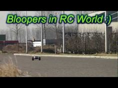Bloopers in rc world :) #bloopers #crash #crashes #speed #rccar #rc http://biguseof.com/videowall-just-for-laughs/