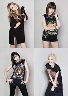 2ne1!!! LOVE THEM SOO MUCH!! Come visit kpopcity.net for the largest discount fashion store in the world!!