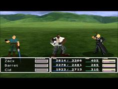 Final Fantasy VII AC Complete Mod - YouTube