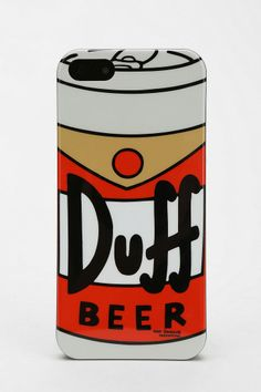Duff Beer iPhone 5/5s Case ...if only this existed for the iPhone 4s :(