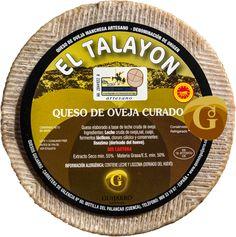 Elaborado con leche cruda de oveja. Una nueva especialidad con D.O nacida en Quesos Guijarro.
