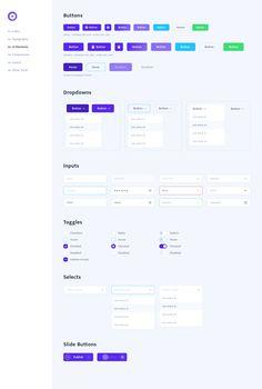 Dribbble - by Aaron Iker Design Websites, Online Web Design, Website Design Services, Design Guidelines, Web Ui Design, Web Design Agency, Dashboard Design, Web Design Company, Flat Design