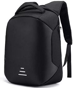 "78140d9ed SWAGG Anti Theft Laptop Backpack Inbuilt USB Charging Port for 15.6"" Laptop  Waterproof Bag School"