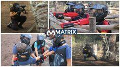 Matrix Paintball Roma