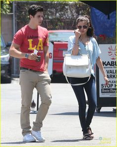 Selena Gomez & David Henrie: LA Lunch Reunion | selena gomez david henrie la lunch 21 - Photo