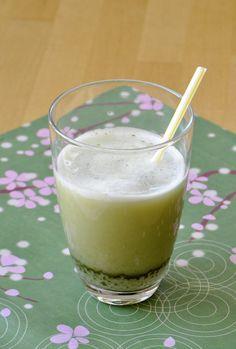 Buble tea matcha du thé vert des billes de tapioca... Est-ce que j'aimerais ?