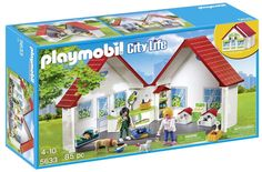 Playmobil City Life Take Along Pet Store 5633  NIB #PLAYMOBIL