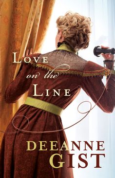I'm reading this right now.. Deeanne Gist is my favorite Historical Fiction Romance author! READ HER BOOKS!