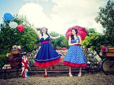 Rockabilly Wedding Ideas | 50s Style Vintage Wedding Shoot - The Wedding Community Blog