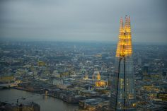 21 Dizzying Aerial Photos Of London