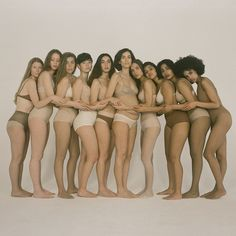A special collaboration with the photographer Carlota Guerrero, a performance artist working through the naturalness of the feminine body. Oysho Lingerie, Big Project, Real People, Artist At Work, Bikinis, Collaboration, Feminine, Studio, Nudes