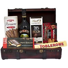 Irish Creme Gift Basket To South-africa