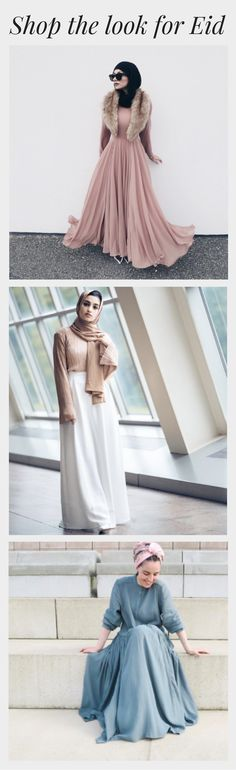 We have curated our favourite modest fashion blogger looks that have given us Eid Outfit Inspiration. You can shop the looks now on our site!