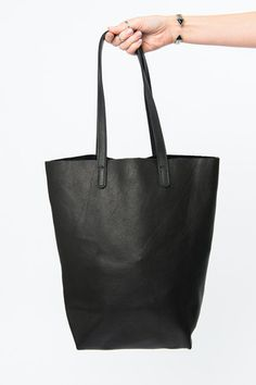 0d68326ca7b6 Baggu Leather Tote Sustainable Clothing