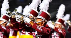 """The Cadets Drum and Bugle Corps - 10 Time DCI World Champions"""""""