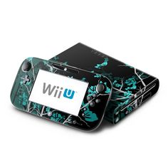 DecalGirl Nintendo Wii U skins feature vibrant full-color artwork that helps protect the Nintendo Wii U from minor scratches and abuse without adding any bulk or interfering with the device's operation. This skin features the artwork Aqua Tranquility by DecalGirl Collective - just one of hundreds of designs by dozens of talented artists from around the world.
