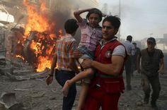 LITERPALENKE: ¿Conflicto en Siria?, ¿quién dijo eso?