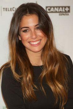 Blanca Suarez Sunkissed Hair
