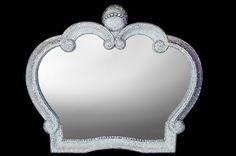Majestic Swarovski Crystal Mirror by SwarovskiMirrors on Etsy, $1640.00
