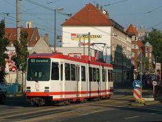germany dortmund pinterest | Streetcar in Dortmund, Germany