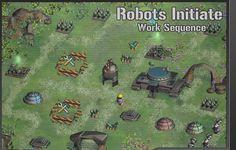 Ayuda a estos robots a construir estructuras metálicas con ayuda de baterías, materiales y mucho mas.  http://www.ispajuegos.com/jugar8535-Robots-Initiate-Work-Sequence.html