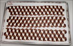 Optical Illusion Cake Tutorial