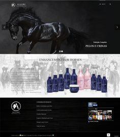 Lançamos a #LojaVirtual da Allure – empresa especializada em cosméticos premium para #cavalos.  Na loja virtual é possível comprar produtos para os equinos, como: Shampoos, Condicionadores, entre outros.  Saiba mais: http://www.ingrevallo.net/lancamos-a-lova-virtual-da-allure/