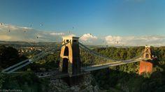 Bristol International Balloon Fiesta -  Bristol Clifton Suspension Bridge