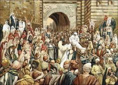 September 16th - Luke 7:11-17: Jesus journeyed to a city called Nain, and his disciples and a large crowd accompanied him. As he drew near to the gate of the city, a man who had died was being carried out, the only son of his mother, and she was a widow.