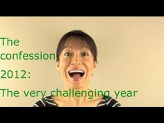 2012 Confession : Very Challenging Year Face Yoga Method, Facial Yoga, Face Exercises, Self Improvement, Confessions, Affirmations, Dancing, Meditation, Essentials