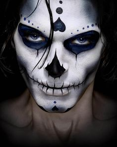 I like this facepaint :) well done