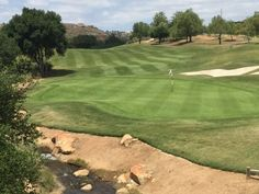 Like the ending to a great book, the 18th hole of a golf course should offer an experience that's both satisfying and memorable. Corey Ross thinks the 18th hole at Maderas Golf Club is one of the best in San Diego.