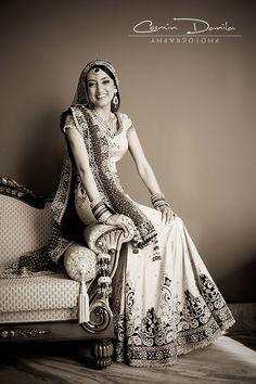 Tina & Mani - Indian Wedding in Punjab - Day 6 | Cosmin Danila Photography - I See Beautiful People