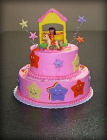 Sally Seymore: Planning a Dora the Explorer birthday party - part two