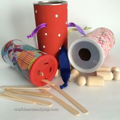 3 DIY Motor Skill Toys for Toddlers | Craft Learn & Play