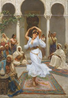 Fabio Fabbi, la danzatrice