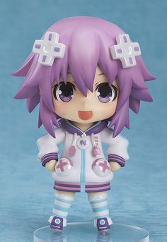 Nendoroid Neptune  Wish List Status: Unfulfilled   Want Status: SUCH NEED WOW