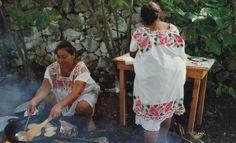 comida maya