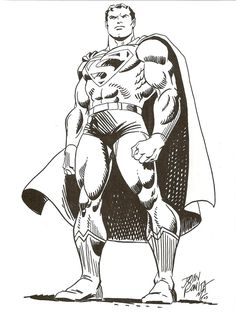 "Superman ""Classic"" John Romita"