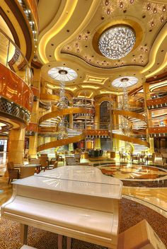 Baltic Cruise Vacation Journal on the Regal Princess — Travel, Arrival, and Day 1 Luxury Homes Dream Houses, Luxury Homes Interior, Cruise Travel, Cruise Vacation, Shopping Travel, Beach Travel, Best Honeymoon, Honeymoon Cruises, Honeymoon Destinations