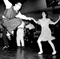 Swing Dancers: need some 40's - 50's lindy hoppers for our party!