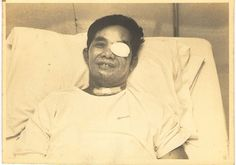 First photo of Jovito R. Salonga recovering from extensive damage from an anti-personnel grenade lobbed at LP campaign rally at Plaza Miranda, Manila, August August 21, Historical Pictures, Manila, First Photo, Rally, Lp, Philippines, Campaign, Historical Photos