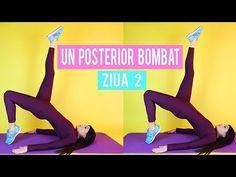 EXERCITII PENTRU FESE/ ZIUA 2/ ANTRENAMENT ACASA [HD] - YouTube Fes, Youtube, Youtubers, Youtube Movies