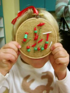 Sewing School: Toddler Sewing Club