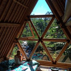 • Unique eco project in Bali • We rent our dream home on AirBnb • Round-the-world travelers are welcomed www.HideoutBali.com