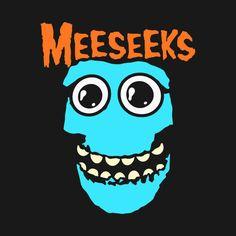 The Meeseeks by vitaliy_klimenko