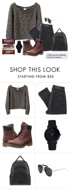 """""""Love ya"""" by youngsmile on Polyvore featuring VPL, Cheap Monday, Timberland, Larsson & Jennings and Kendall + Kylie"""